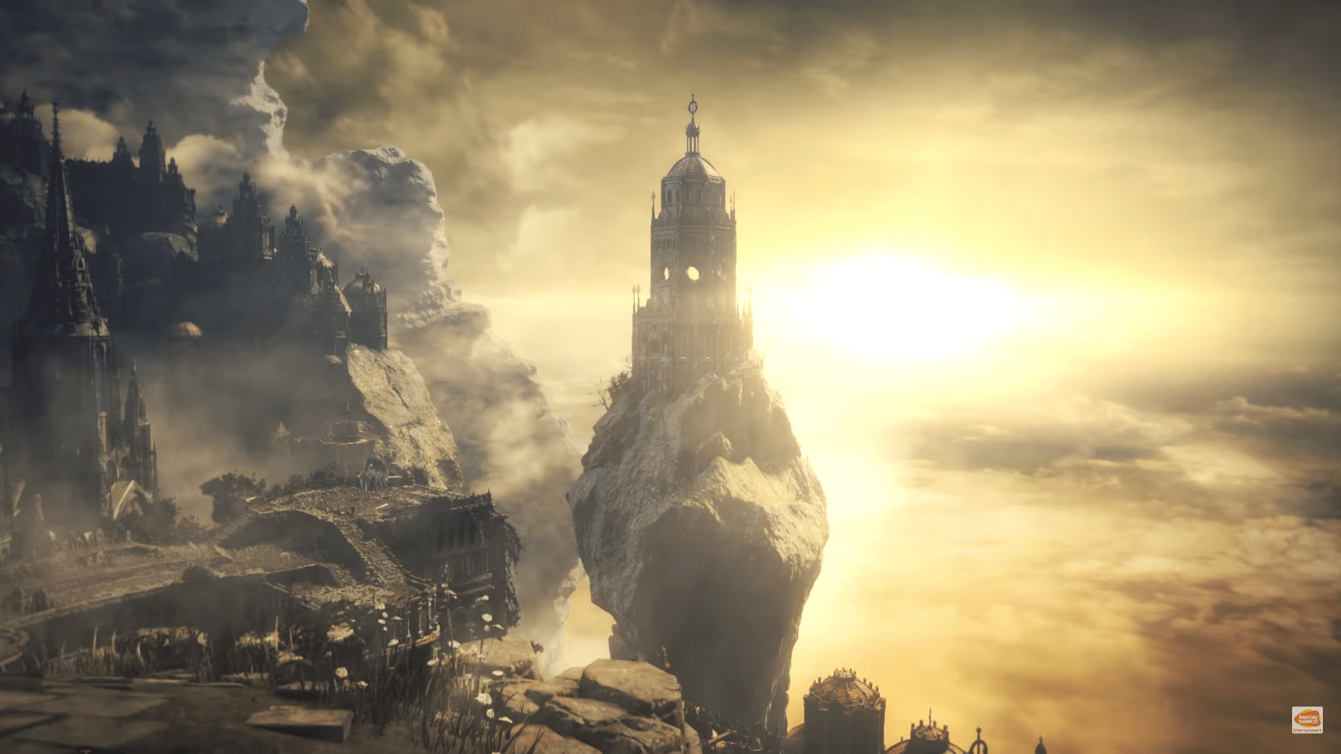 The Ringed City Wallpaper: Dark Souls III Final DLC (The Ringed City) Announced