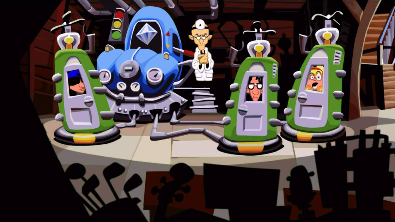 Game Hype - Day of the Tentacle