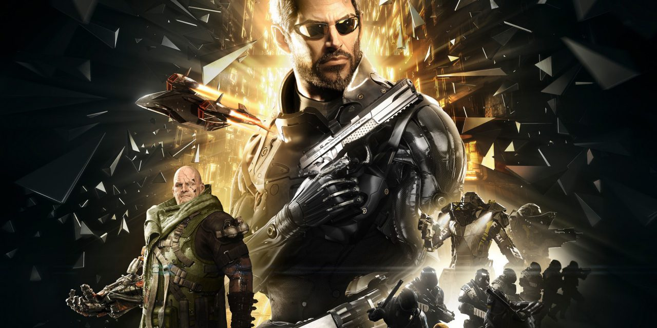 Betts Replays – Deus Ex: Mankind Divided