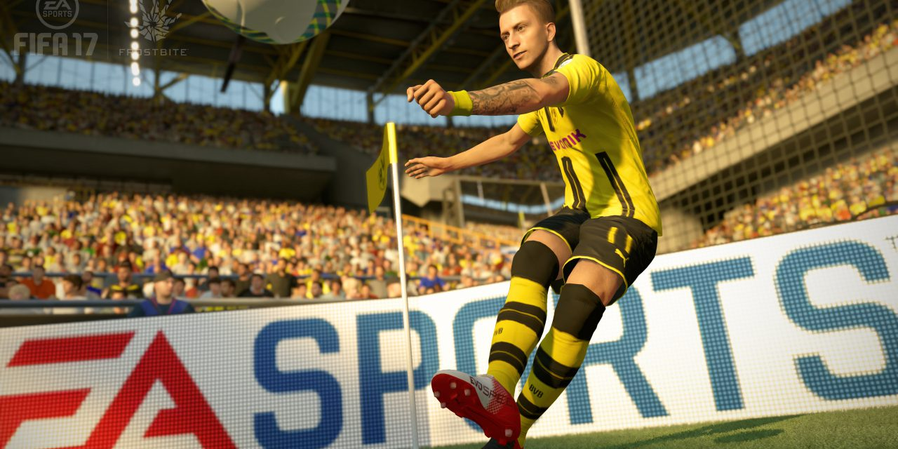 Can EA SPORTS Warm Up The Frostbite Engine With FIFA 18?