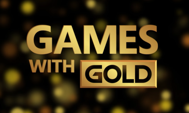 Xbox Live Games With Gold, July.