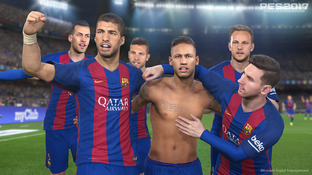 First PES 2018 News This Month?