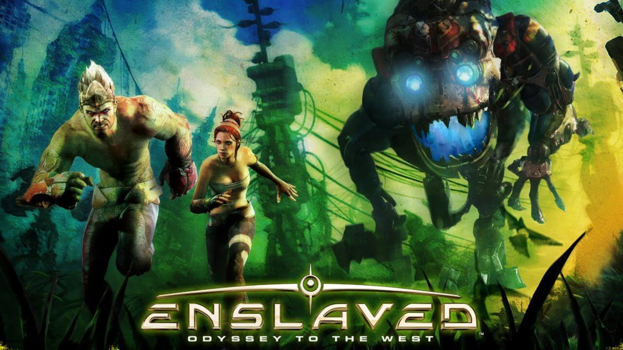 Game Hype - Enslaved: Odyssey to the West