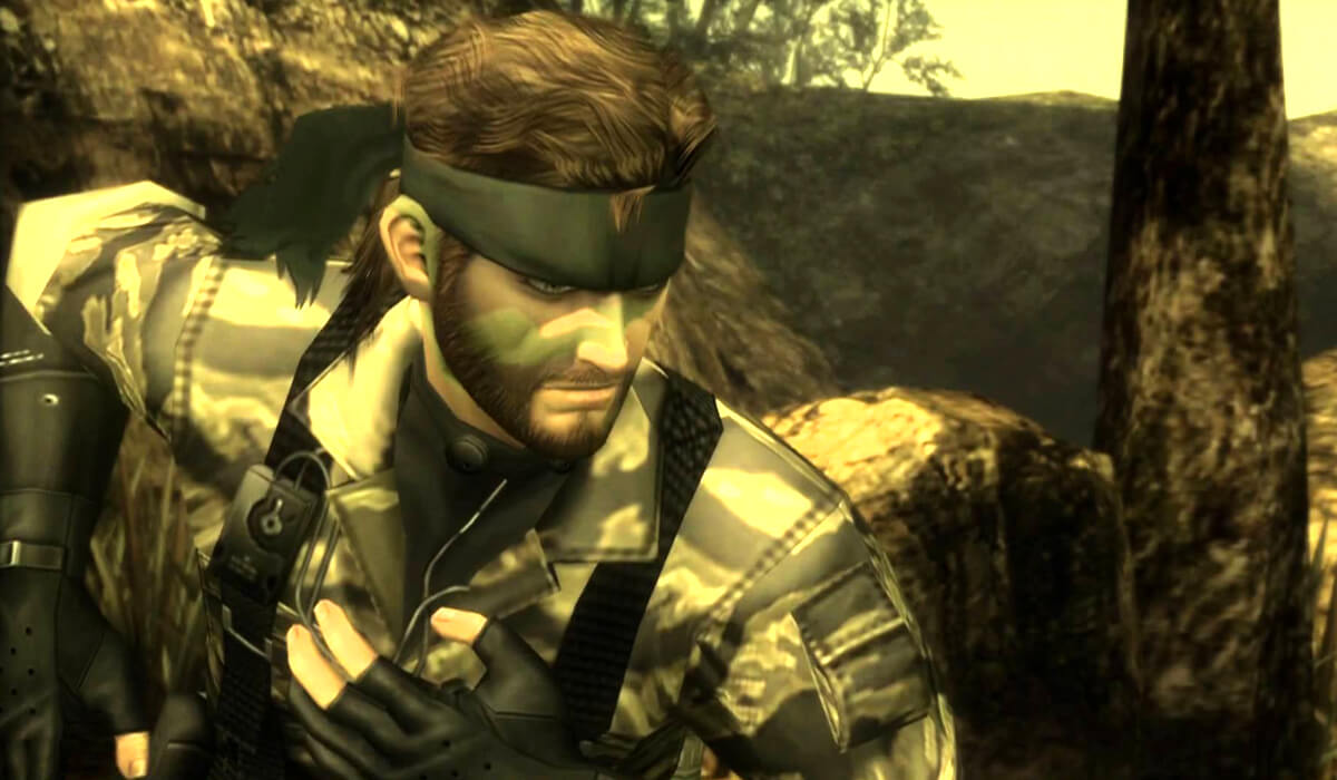Retro Reminisce Metal Gear Solid 3 Snake Eater Game Hype