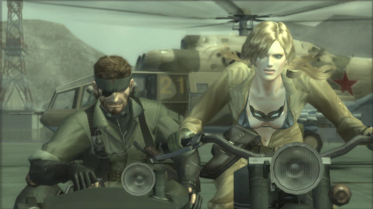 Game Hype - MGS 3