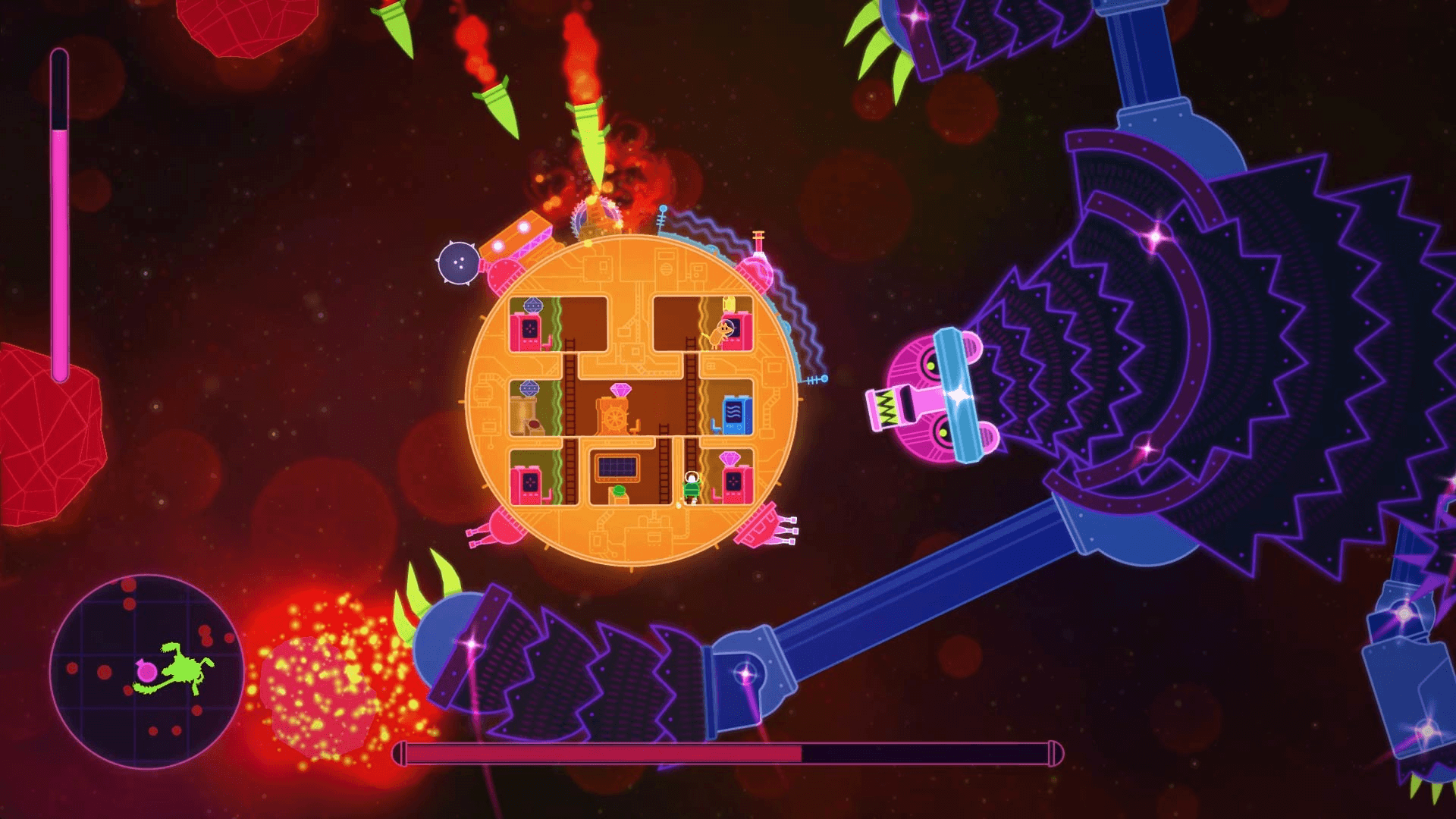 Game Hype - Lovers In A Dangerous Spacetime