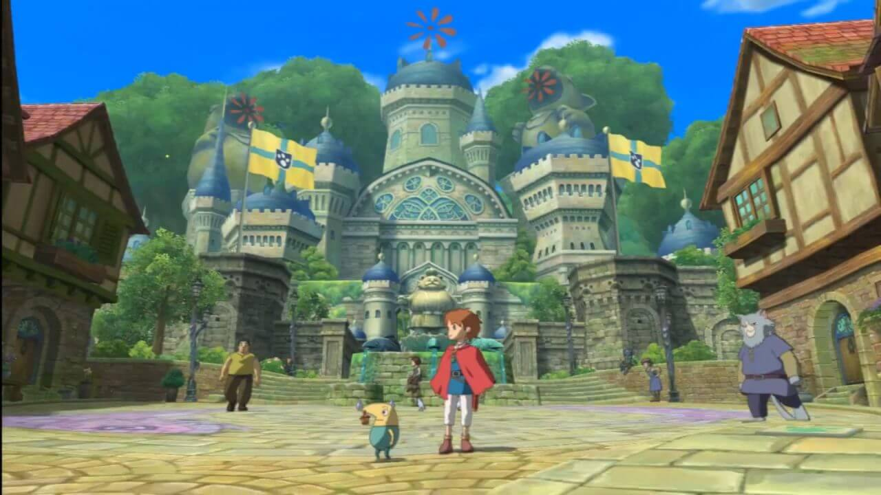 Game Hype - Ni No Kuni: Wrath of the White Witch