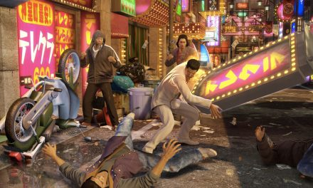Yakuza 0 Out Now on PC