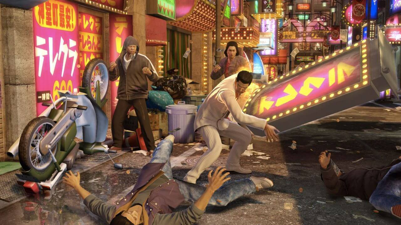 Game Hype - Yakuza 0