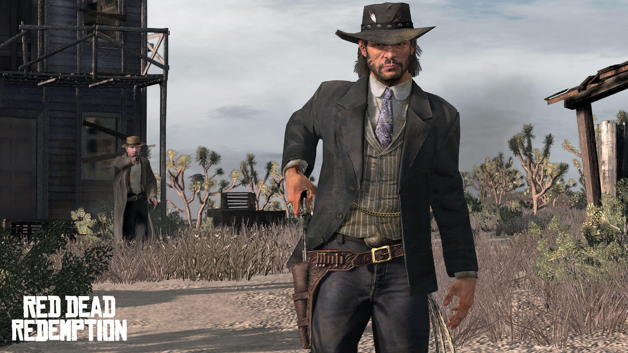 Game Hype - Red Dead: Redemption