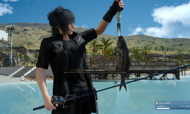 Final Fantasy XV Booster Pack + DLC Out Now