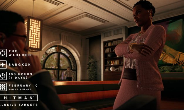 Hitman 20th Elusive Target is Live