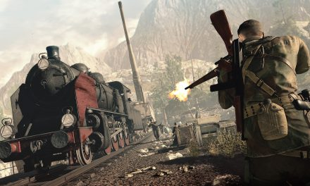 Sniper Elite 4 Will Embrace Next-Gen Technology