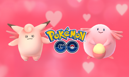Pokémon Go – Valentines Day Celebrations!