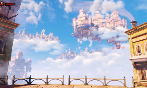 5 Places In Video Games You Would Totally Want To Live!