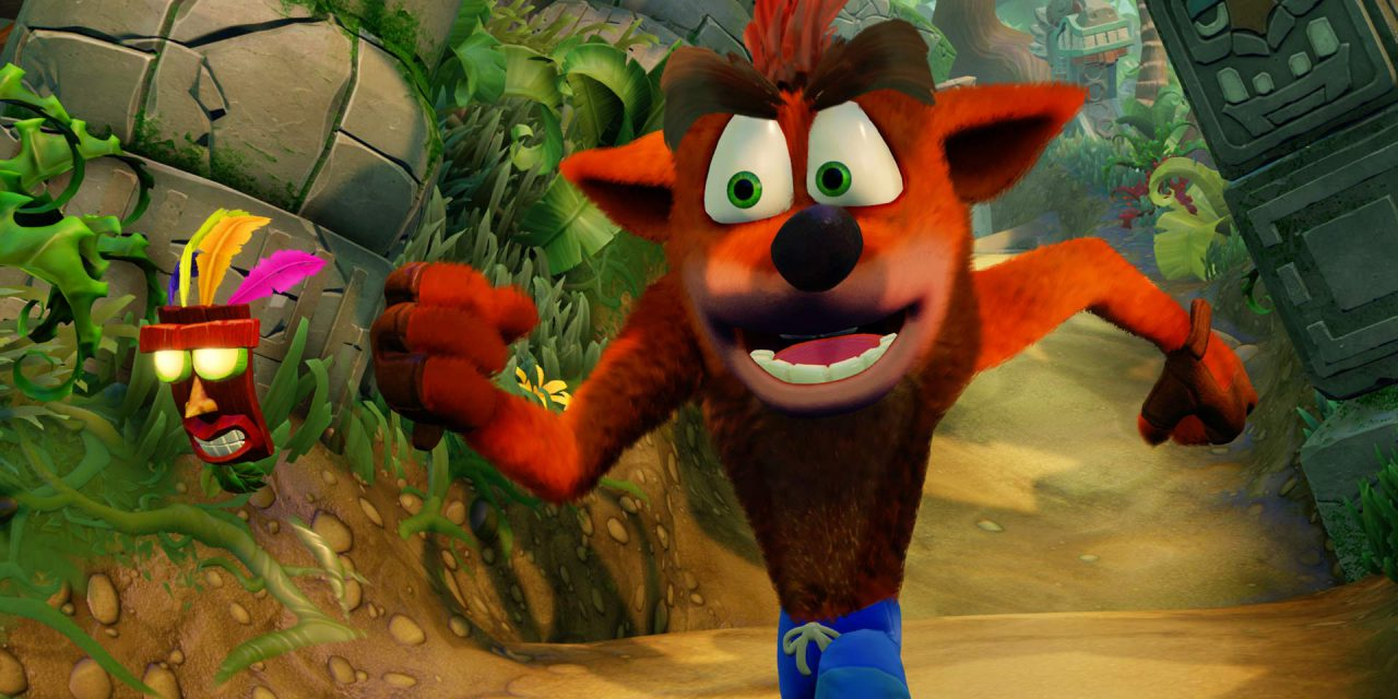Crash Bandicoot is Back on the PS4 this June