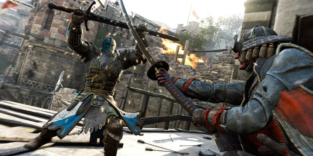 For Honor Trailer Brings in All the Accolades