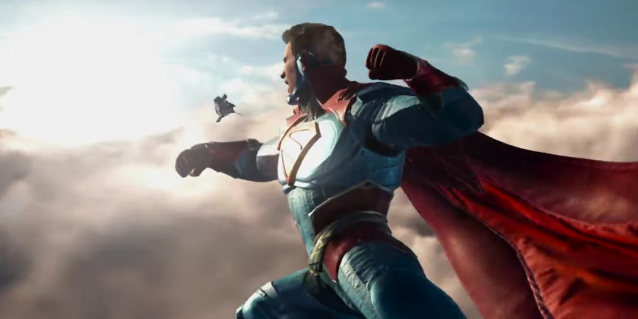 Injustice 2 Trailer Focuses on Superman