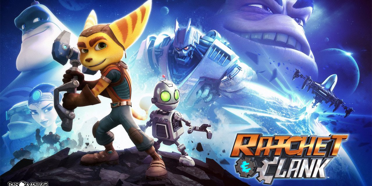 Ad's Quick Fix: Ratchet & Clank