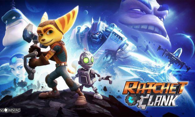 Ad's Quick Fix: Ratchet & Clank