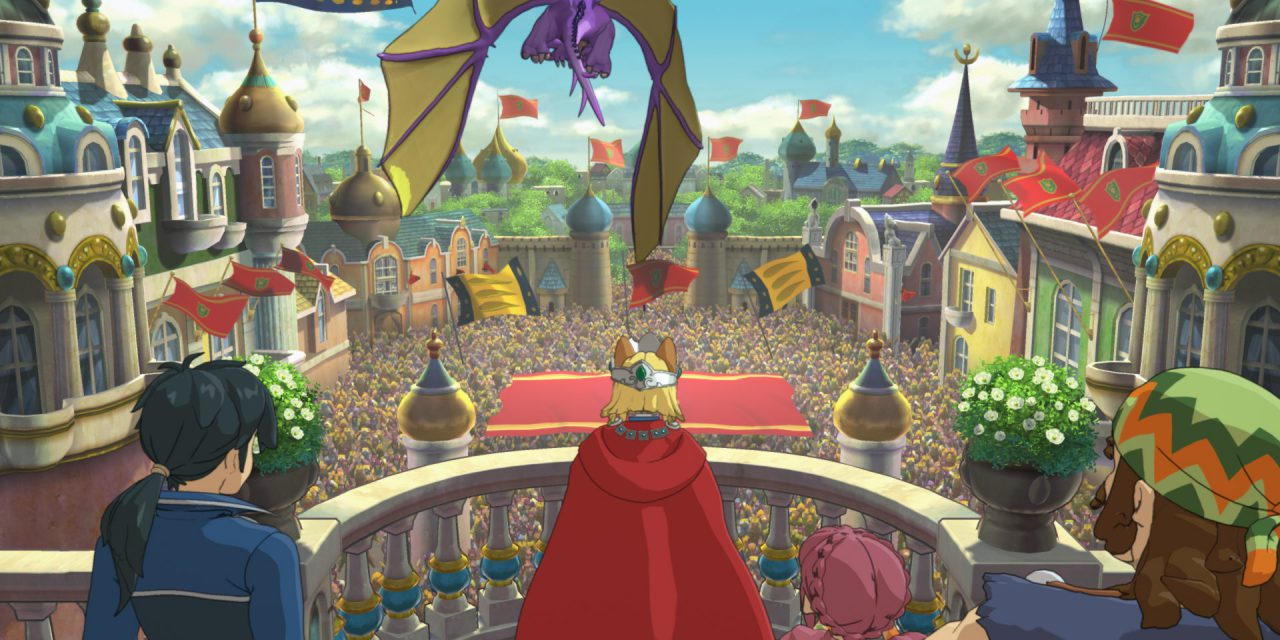 Ni No Kuni 2 Gets a New Gameplay Trailer