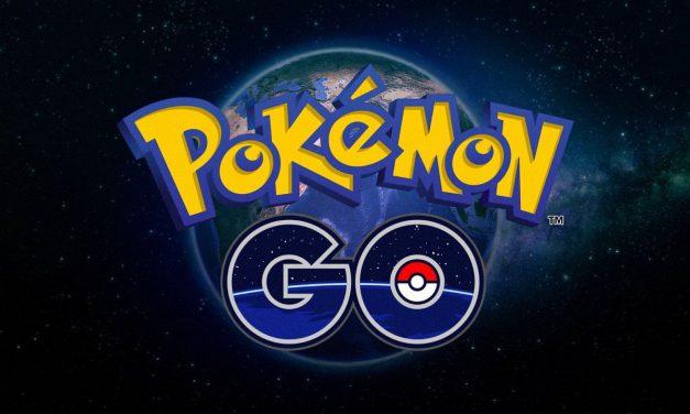 Pokemon Go-ing forward