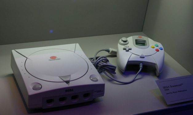 Dreamcast – The Star That Never Shined.