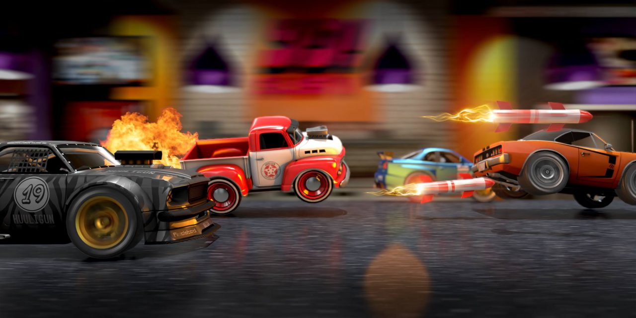 Table Top Racing World Tour Races on Xbox One Next Month