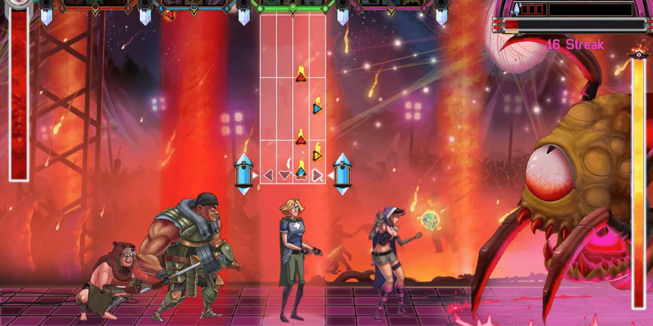 The Metronomicon Dances on to PS4/Xbox One This Year