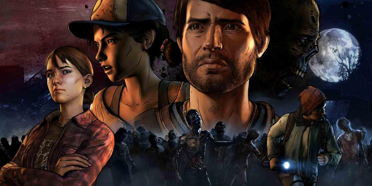 "The Walking Dead ""A New Frontier"" is Soon Available At Retail"