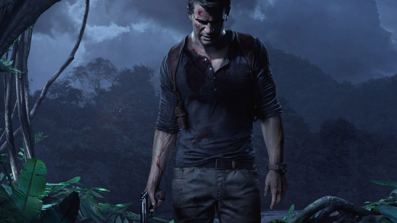 Game Hype - Nathan Drake