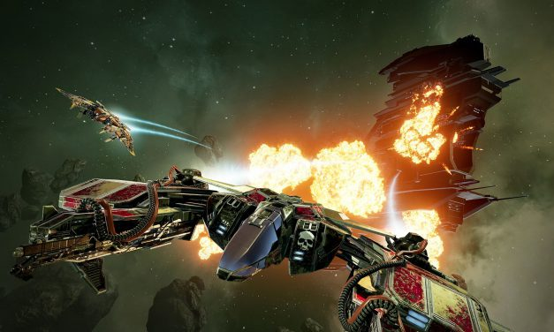 Wormholes Update Warps into EVE: Valkyrie This February