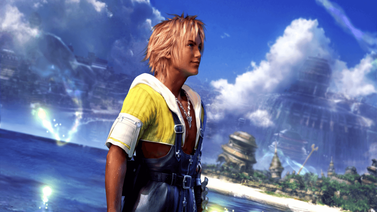 Game Hype - Tidus