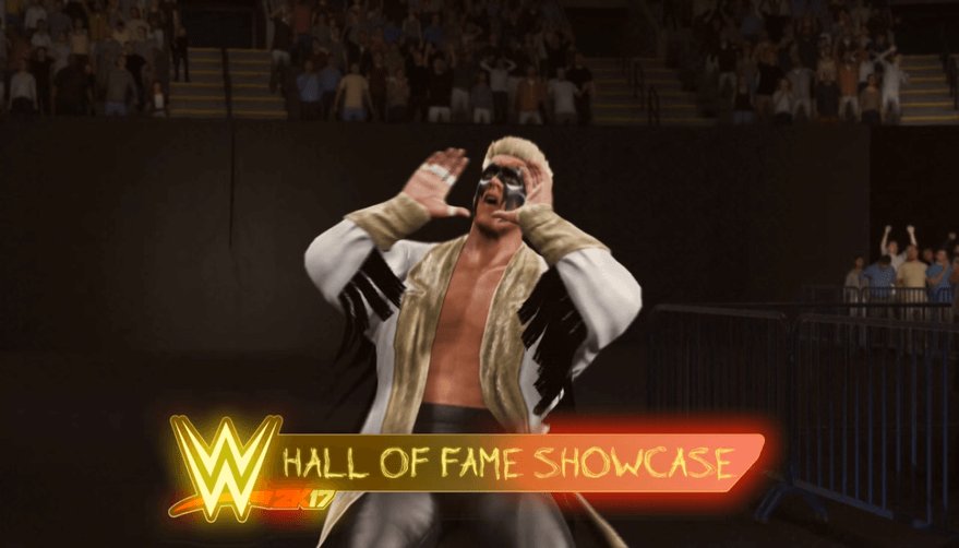 WWE 2K17 Hall of Fame Showcase Out Now