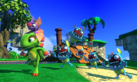 Yooka-Laylee Soundtrack is Coming to Vinyl