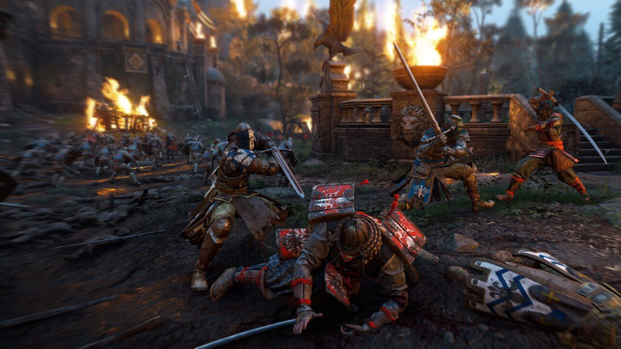 Game Hype - For Honor