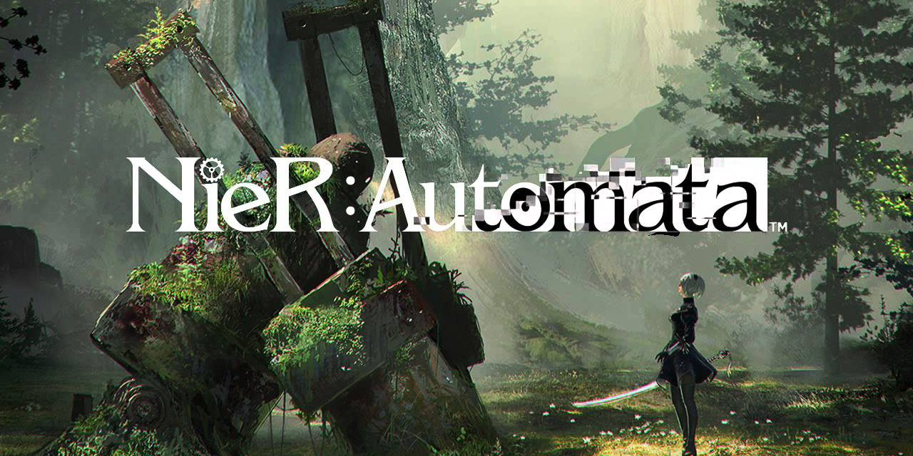 NieR Automata is Out Now on PS4