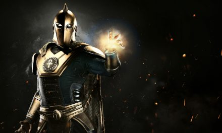 Injustice 2 Trailer Welcomes Doctor Fate