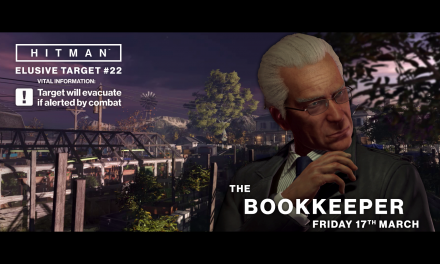 Hitman Elusive Target Number 22 is Live