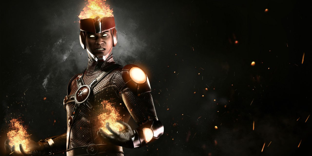 Injustice 2 Trailer Features Firestorm