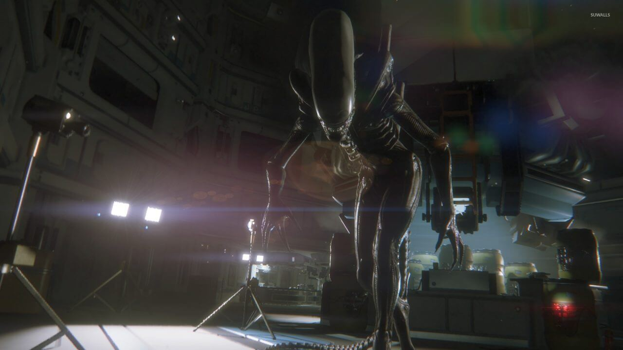 Game Hype - Alien Isolation