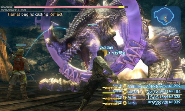Final Fantasy XII The Zodiac Age Cinematic Trailer
