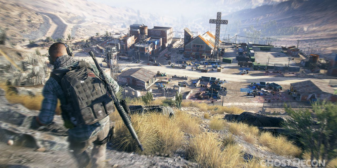 Ghost Recon Wildlands Trailer Focuses on the PC version