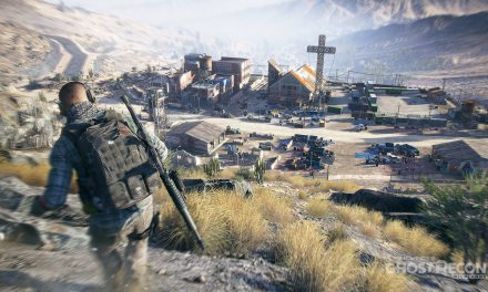 Ghost Recon Wildlands Ghost War PvP Open Beta Announced