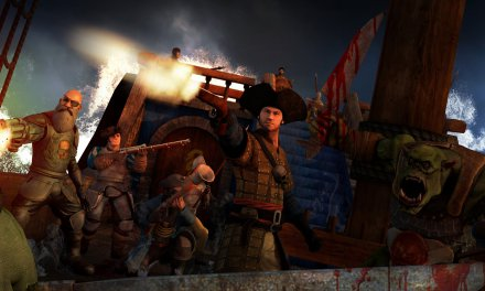 Man O' War: Corsair Update Brings in Custom Battles