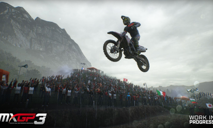 MXGP3 Trailer Shows off Customization