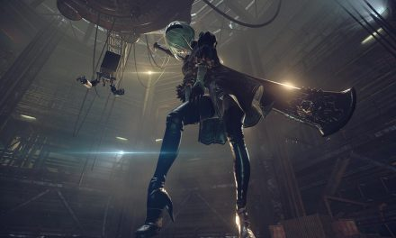 NieR: Automata and Final Fantasy Brave Exvius Come Together
