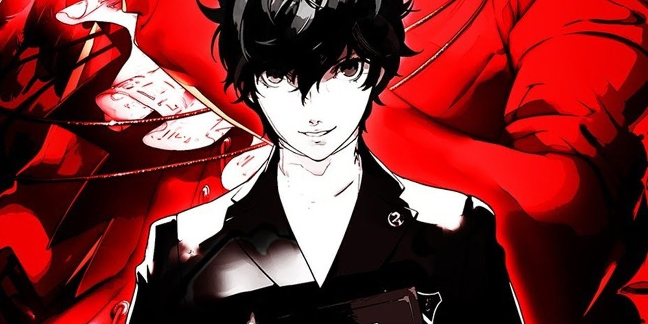 Persona 5 Trailer Sizzles Less than a Month From Release