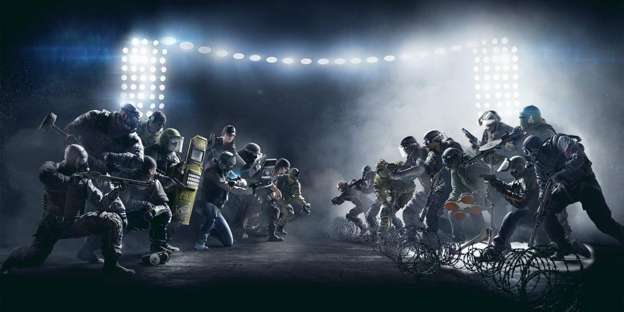 Rainbow Six Siege Pro League Year 2 Announced