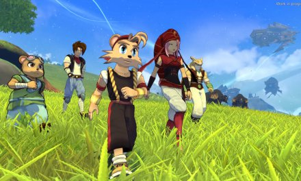 Shiness: The Lightning Kingdom is Coming Next Month